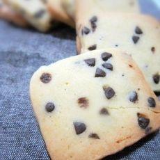 送给自己的生日礼物――巧克力豆黄油饼干
