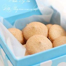 蛋白脆饼的做法