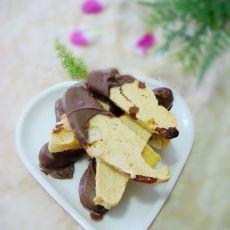 巧克力脆饼的做法