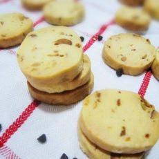 开心果黄油饼干