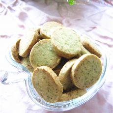 香葱黄油酥饼