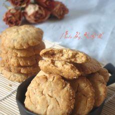 高纤维麦片饼干