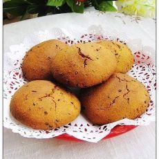 玉米粉芝麻饼干