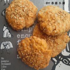 健康燕麦饼干