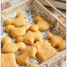 黄金芝士苏打饼干