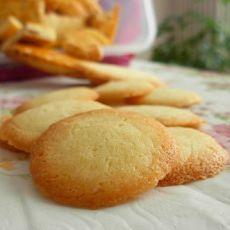 蛋白薄脆饼的做法