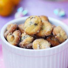 黑加仑奶酪小饼干的做法