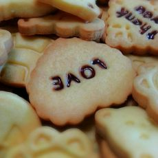 黄油小饼干的做法