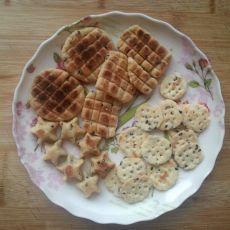 家庭自制小饼干的做法