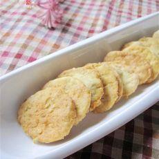 燕麦片饼干
