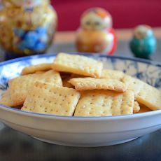 芝麻苏打饼干