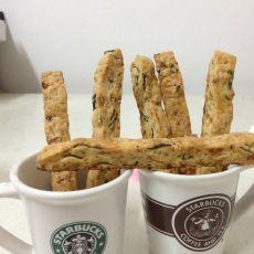 海苔肉松饼干条