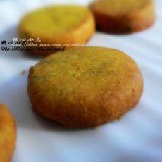 香葱咖喱饼干