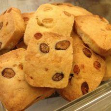 蜜豆饼干的做法