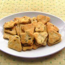葱香小饼干