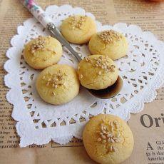 酥脆奶香小饼