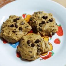 红糖巧克力饼干