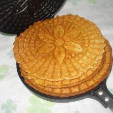 花生蛋酥饼