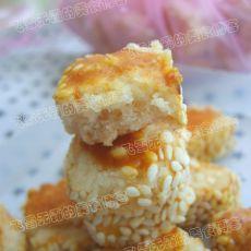 芝麻小酥饼