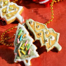 圣诞姜糖小饼干的做法