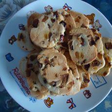 红枣酸奶饼干