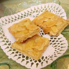 杏仁糖酥饼
