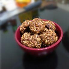巧克力燕麦球