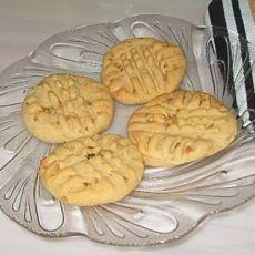 自制花生饼干的做法