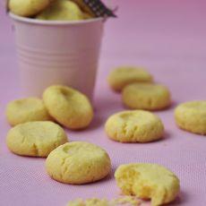 蛋黄小酥饼