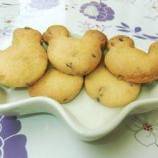 米奇腰果饼干
