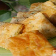 香葱饼干――迷人的香葱气息的做法