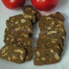 红豆核桃饼干