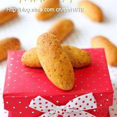 麻辣花生饼干的做法