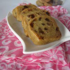 红薯葡萄干饼干