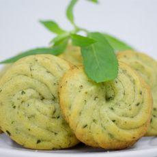 薄荷椰香饼干