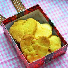 黄油玉米面杂粮饼干的做法