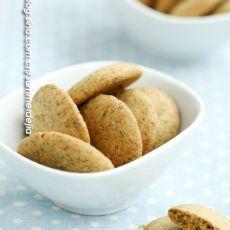 奶茶香酥饼干的做法