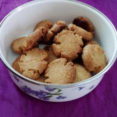 花生酱版玛格丽特小饼干