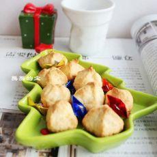 椰丝小西饼的做法