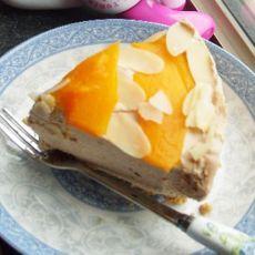 南瓜巧克力蛋糕