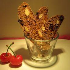 意式葡萄干杏仁脆饼的做法