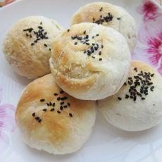 果仁油酥饼
