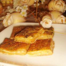 (原创首发)海苔高钙饼干