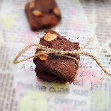 杏仁巧克力饼干