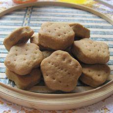 红薯花朵饼干
