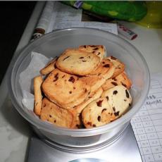 阿胶枣饼干的做法