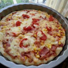 自制披萨的做法