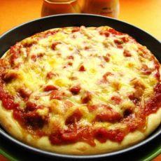 蜜汁叉烧鸡肉PIZZA