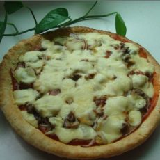 新疆风味披萨的做法