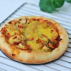 简易芝士披萨